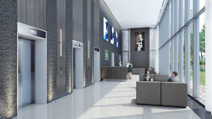 Balliol Park - Balliol Tower Lobby Lounge